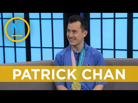 Patrick Chan gives some insight into if he'll return for 2022| Your Morning