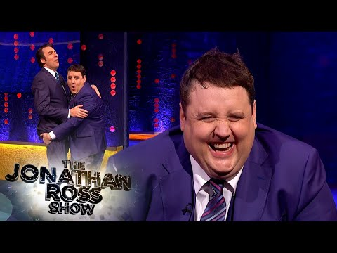 Peter Kay Brings Audience Members Backstage   The Jonathan Ross Show