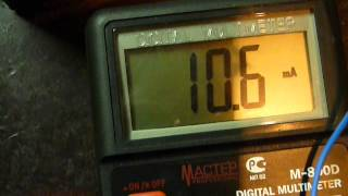 Имитатор датчиков с аналоговым выходом 4--20мА