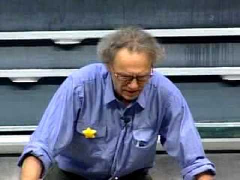 MIT Professor Walter Lewi's Physics 801 Lecture 34
