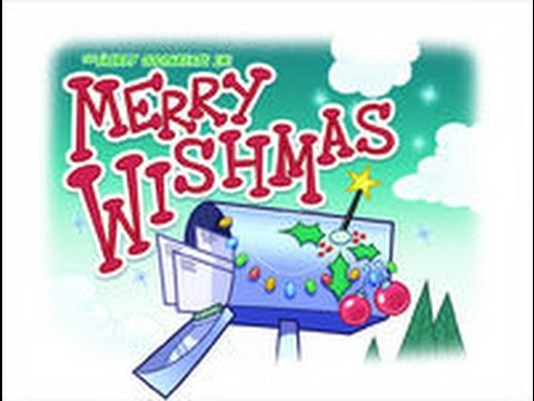 xaldin christmas review fairly odd parents merry wishmas - Fairly Oddparents Christmas