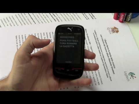 Puma Phone - Unboxing e anteprima dei menu