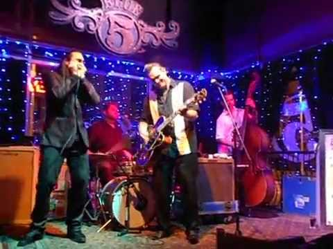 Doug Deming & the Jewel Tones with Dennis Gruenling    -