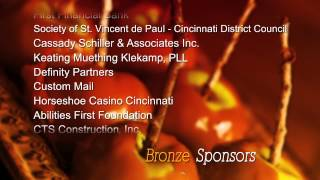 2013 Cincinnati BBB Torch Award Sponsor Reel