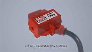 brauch® - ABUS | Bloqueio de Plug Elétrico