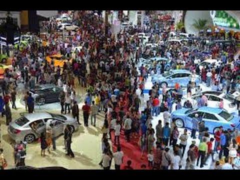 Kekayaan Otomotif Indonesia International Motor Show 2015 (IIMS 2015)