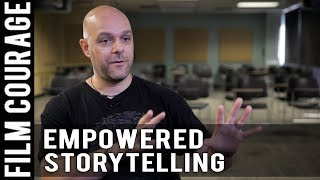 Storytelling With An Entrepreneurial Mindset by Houston Howard