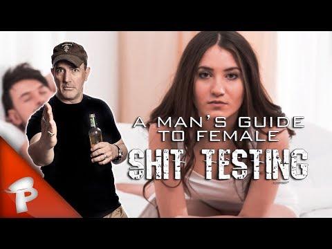 SHIT TESTING: A Man's Guide | Redonkulas.com