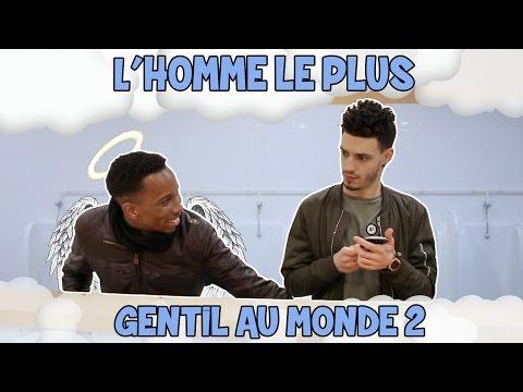L'HOMME LE PLUS GENTIL AU MONDE 2 - LES PARODIE BROS