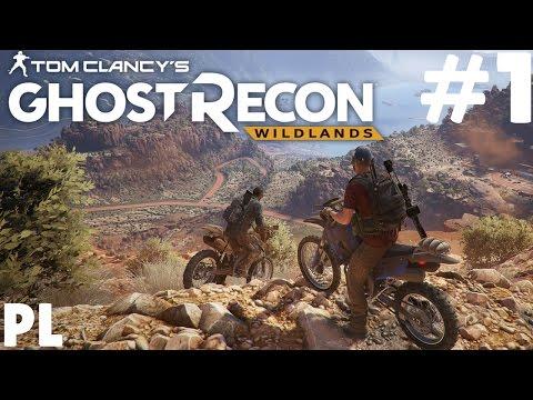 Ghost Recon Wildlands PL #1 - Wkraczam do Świata Kartelu Santa Blanka PREMIERA