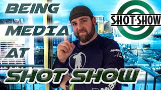 SHOT SHOW 2020   WHAT IS THE SHOT SHOW LIKE? MY EXPERIENCE!