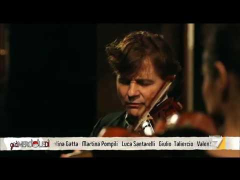 Natasha Korsakova e Manrico Padovani interpretano Variazioni sul Carnevale di Venezia per due ...