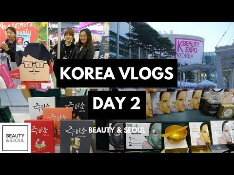 korea-vlogs-day-2-|-kbeauty-expo