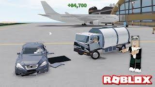 Tankerle Arabaları Kovaladık! - Panda ile Roblox Car Crushers 2
