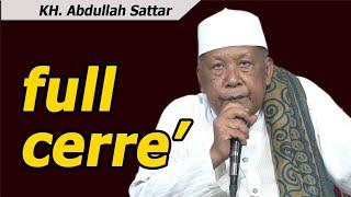 Download Mp3 Full Ceramah Kh. Abdullah Sattar - Cerre'