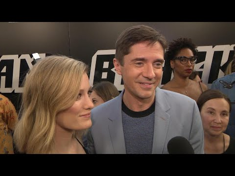 Topher Grace 'Down' For a 'That 70s Show' Revival (Exclusive) streaming vf