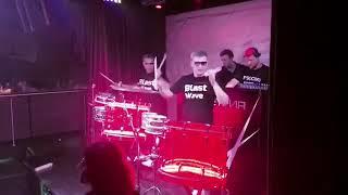 Blast Wave шоу барабанов Нижний Новгород