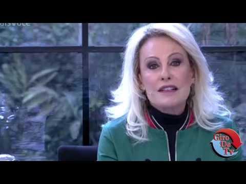 Tatá Werneck faz  Ana Maria Braga cair na gargalhada no Mais Voçê