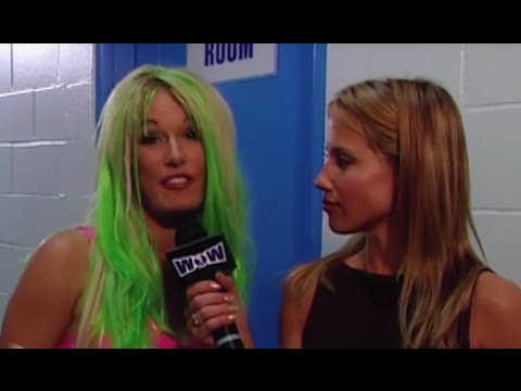Lana Investigates Her Hair