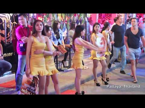 Pattaya Walking Street – VLOG 120