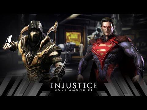 Injustice Gods Among