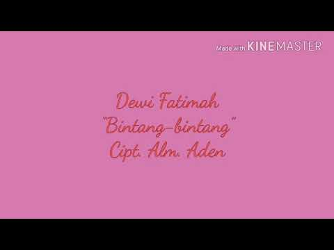 Dewi Fatimah  Bintangbintang  Lirik