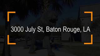 3000 July St, Baton Rouge, LA