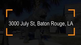 3000 July St, Baton Rouge, LA