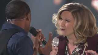 Jennifer Nettles and J Rome- I Will Always Love You