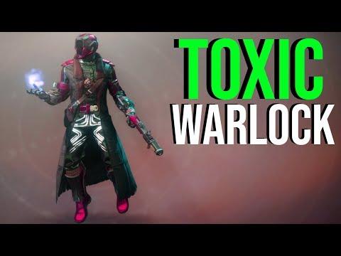 This Warlock Build is Toxic: Destiny 2 Shadowkeep