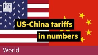 US-China tariffs in numbers