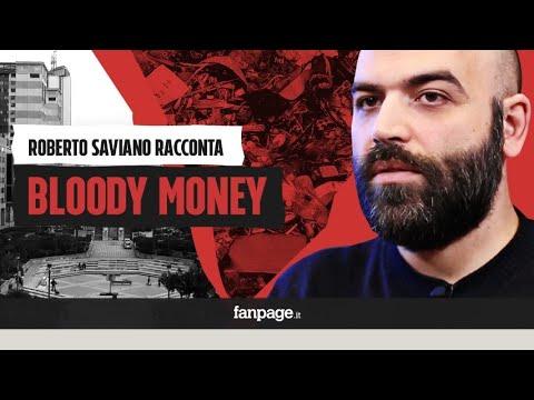 'Cosa ha svelato l'inchiesta di Fanpage.it': Roberto Saviano racconta Bloody Money