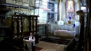 Misje parafialne - Limanowa 2016 - Poniedziałek, kazanie dla wdów, wdowców i osób samotnych