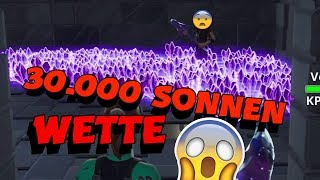 1VS1 at 30k SONNEN😨And then this happened... Fortnite Battle Royale