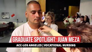 ACC Graduate Spotlight: Juan Meza