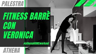 Athena Home Workout Fitness Barre