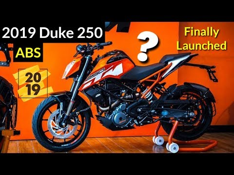 KTM  Duke with ABS launched at Rs . lakh ll Complete package