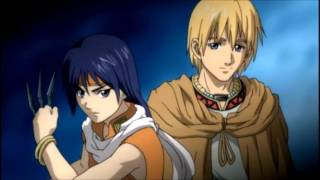 Legend of Heroes: A Tear of Vermillion - Japanese Opening Anime