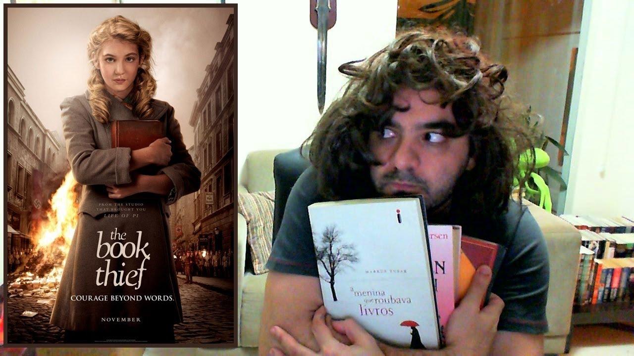 A Menina Que Roubava Livros Crítica Filme X Livro Youtube