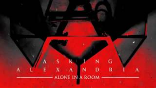KARAOKE - Asking Alexandria - Alone In A Room [Official Instrumental + Lyrics]