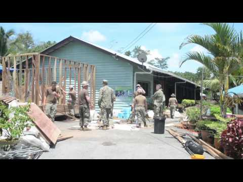 All Hands Update: Seabees Partner in the Pacific