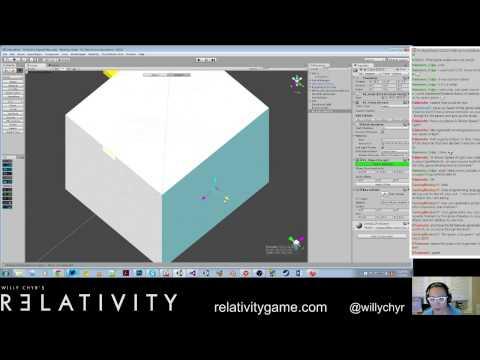 RELATIVITY - Game Dev Stream - 2015-07-02  - Part 1