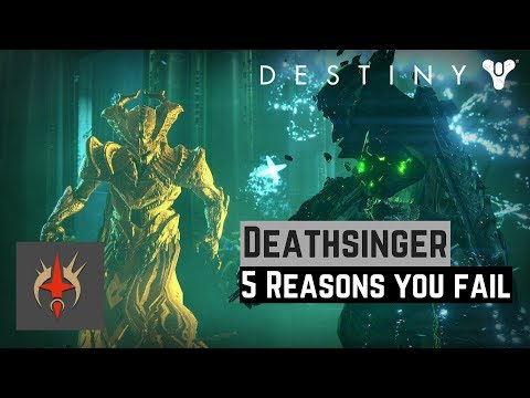 Destiny | Why you might be failing Deathsinger Challenge still - Raid Challenge tips