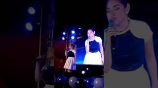 1 lady 8 voices 'ikaw lang ang mamahalin' - Jennie Gabriel