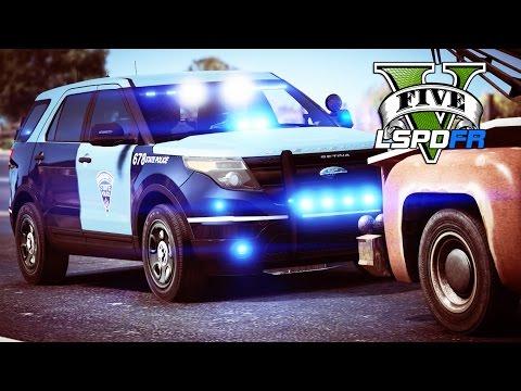 GTA 5 - LSPDFR Ep133 - Massachusetts State Police Craziness!!