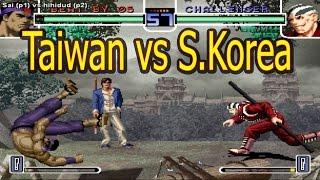 KOF 2002 - Sai vs hihidud [24/02/2017]