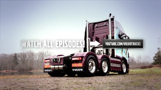 "Volvo: Volvo Trucks - Some of the coolest Volvo trucks on the planet - ""Welcome to my cab"""