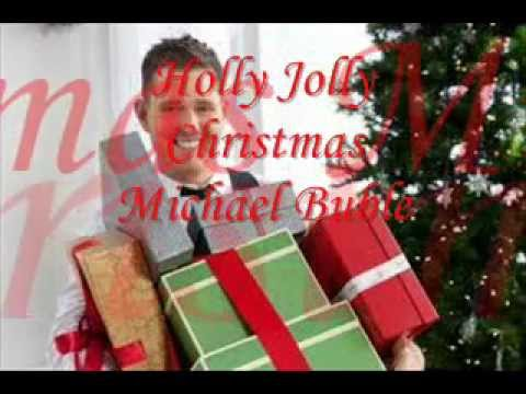 Holly Jolly Christmas Michael Buble Lyrics