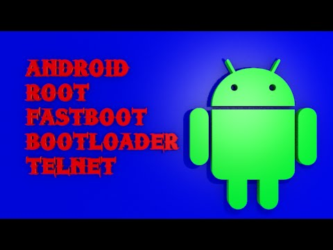 Rooting Android Lollipop custom initrd.img startup services Linux tutorial adb abootimg fastboot