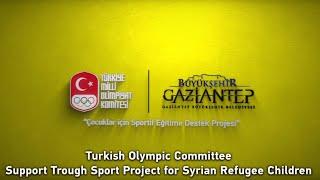 TMOK Çocuklar İçin Sportif Eğitime Destek Projesi 2018